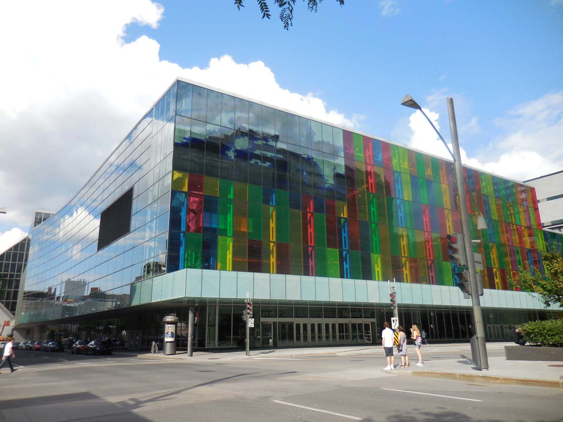 WCPP 2017 Venue in Montreal