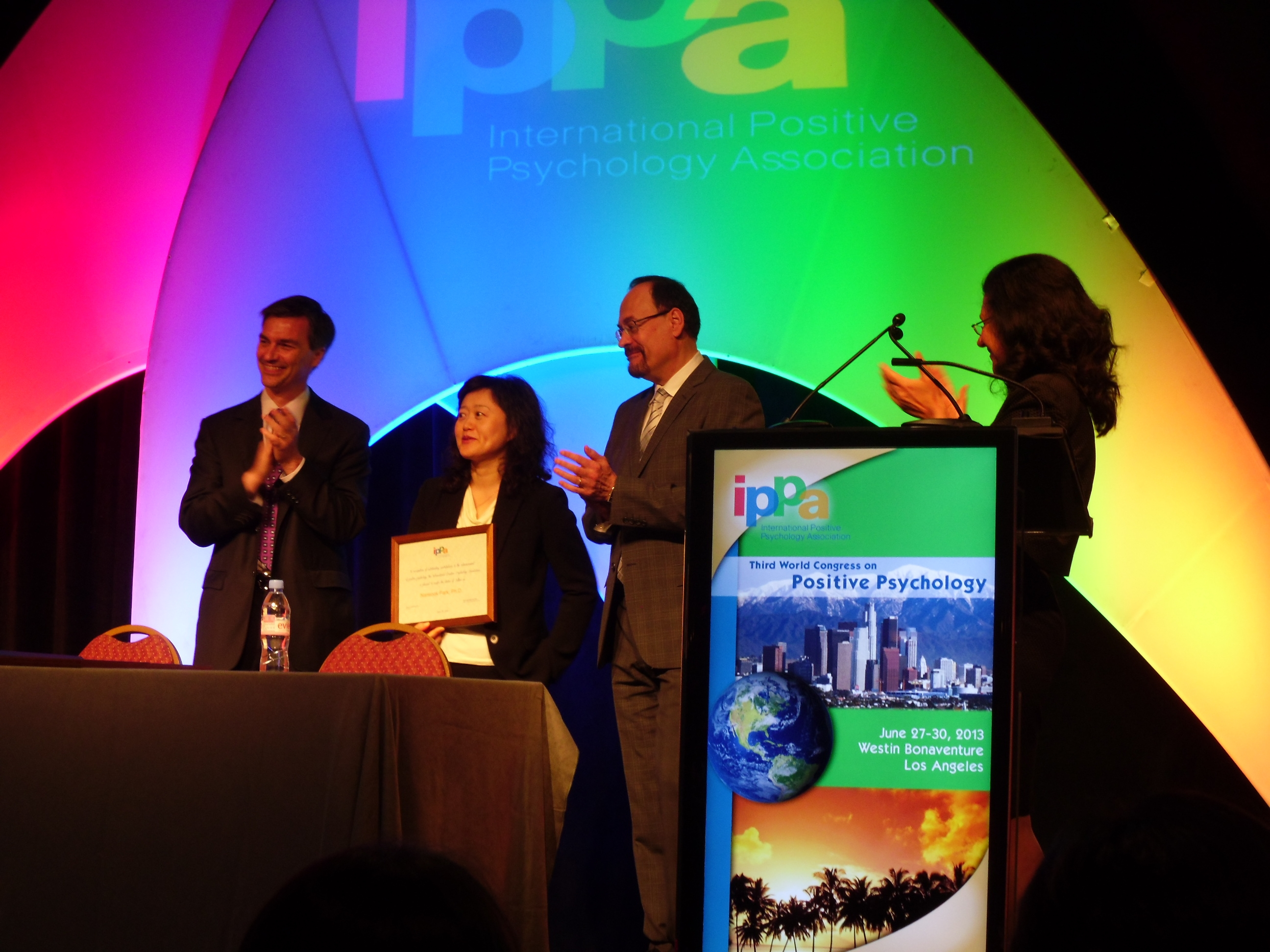 IPPA Award for Nansoon Park
